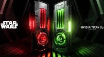 Прихильникам Star Wars: Nvidia випускає відеокарти Titan Xp Collector's Edition