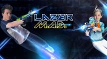 Прийми виклик на яскравий лазерний поєдинок разом із бластерами Laser M.A.D