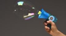Мистецтво мильних бульбашок