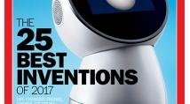 Jibo – робот із українським «корінням» на обкладинці TIME