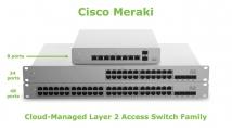 10 шляхів як комутатори Cisco Meraki роблять життя простішим