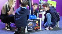 """""""Не дитячий"""" дитячий національний турнір блейдерів  Infinity NADO"""