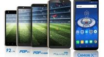 ERC - дистриб'ютор нового мобільного бренда TECNO Mobile
