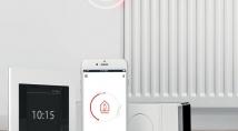 Iнтелектуальний радiаторний терморегулятор для приватних помешкань