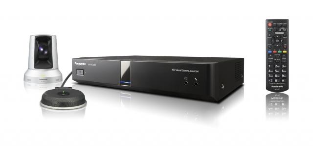 Системи відео-конференц-зв'язку Panasonic скорочують витрати та заощаджують час