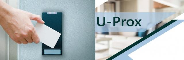 Новий бренд! Системи контролю доступу U-Prox