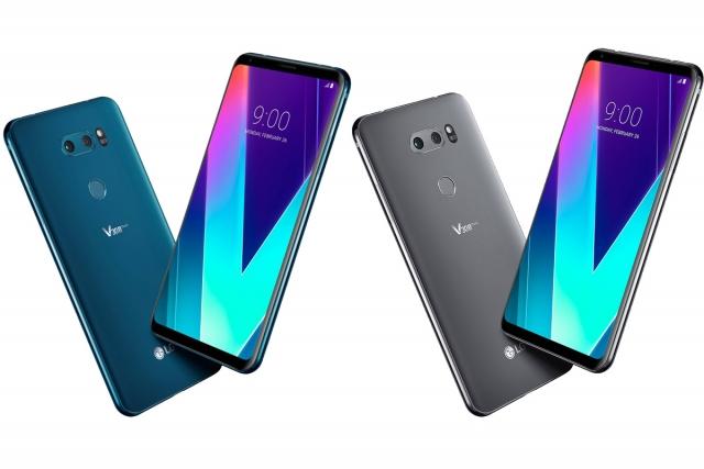 LG на MWC 2018: флагманський смартфон тепер зі штучним інтелектом