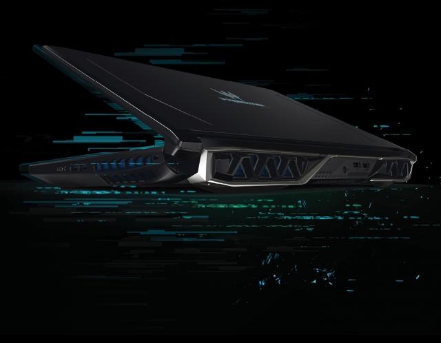 Predator Helios 500 – справжня ігрова система у форм-факторі ноутбука