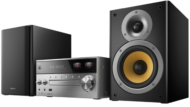 Шаленiй вiд звуку: Philips BTB8000