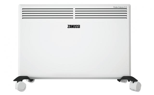 Потужні та функціональні конвектори Zanussi Forte Calore 2.0