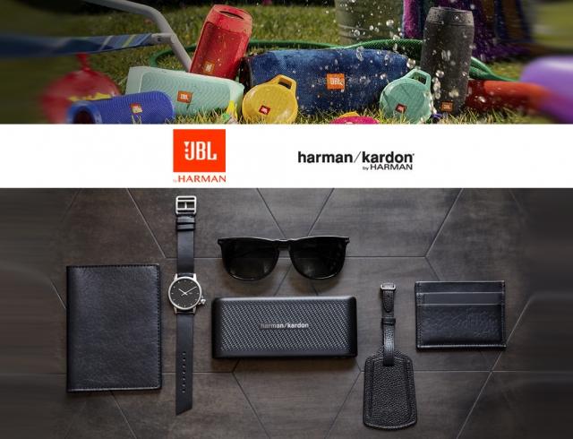 JBL і Harman Kardon – в наявності у магазині МобіБУМ