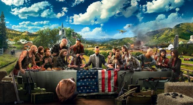 Far Cry 5: перемогти сектантів