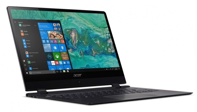 Найтонший у світі. Acer Swift 7