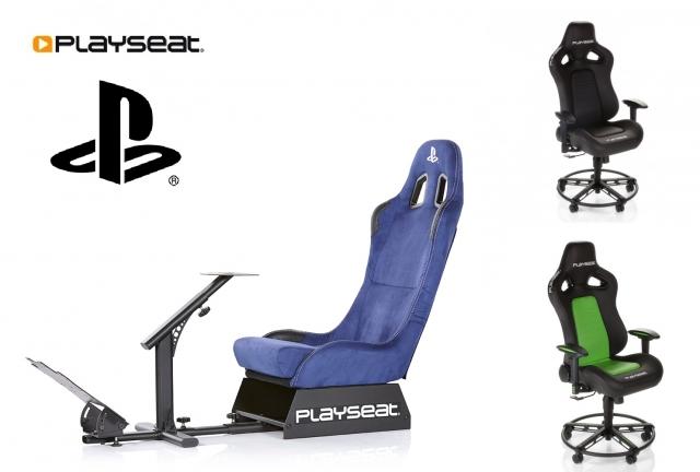 Тільки вперед! Крісла та кокпіти від Playseat для перемог