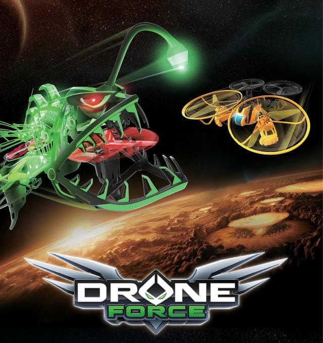 Iграшковi Дрони DroneForce
