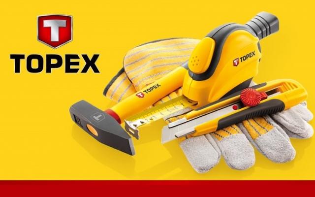 Topex. Взірець якості для домашніх майстрів