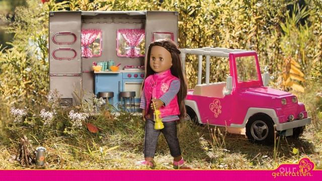 Новинки для дітей: Our Generation – покоління неповторних, самобутніх ляльок
