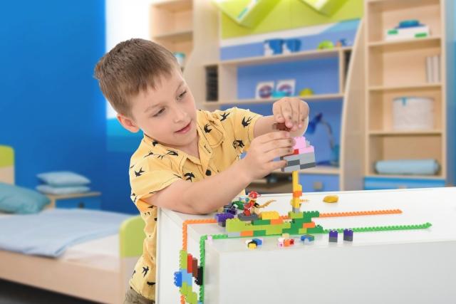 «Block Tape» від Same Toy – конструктор, що перетворить кімнату на будівельний майданчик!