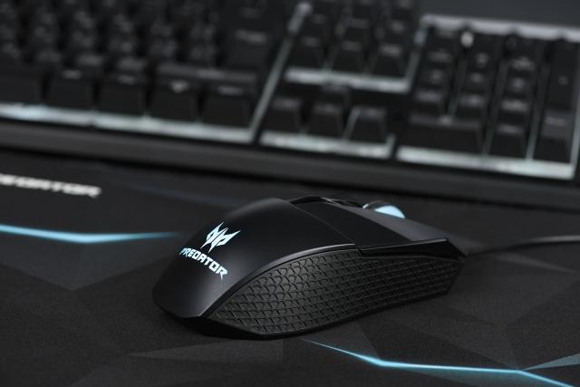 Космічний тандем від Acer Predator. Огляд ігрової миші Cestus 300 та поверхні PMP710
