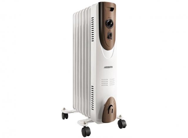 Масляні радіатори Ardesto – стильні, надійні, доступні кожному
