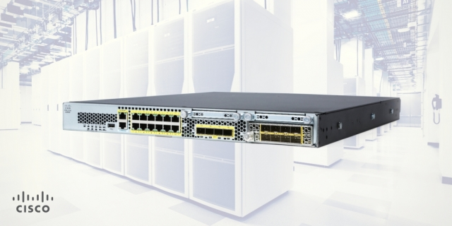 Обзор Cisco Firepower 2100