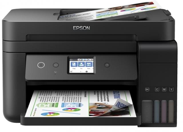 Секрети успіху фабрики друку Epson