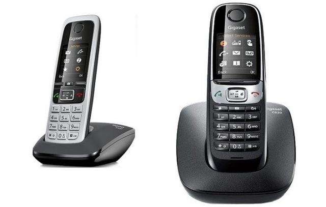 DECT-телефон з кольоровим дисплеєм всього за 999 грн