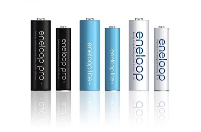 Зарядні пристрої для акумуляторів Panasonic