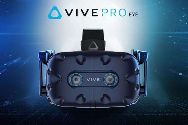 Новини з CES 2019, Лас-Вегас - оновлення HTC VIVE
