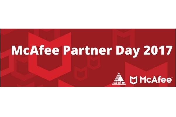 McAfee Partner Day 2017: реєстрація відкрита
