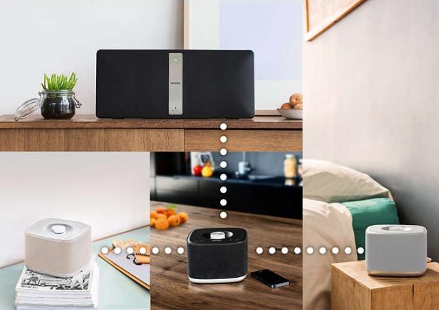 Як організувати Multiroom з Philips izzylink?