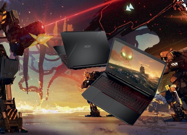 Найкращий ігровий досвід: Acer Nitro