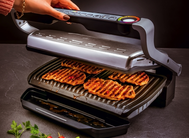 Гриль-party вдома. Tefal OptiGrill+ XL GC722