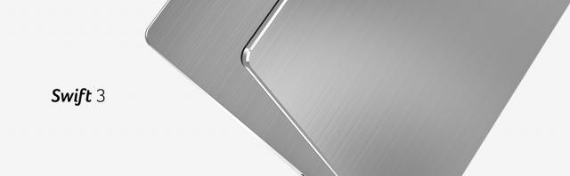 Acer Swift 3 – нове покоління ноутбуків вже на складі ERC
