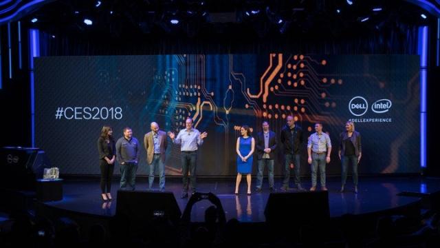 Dell, лауреат премії CES2018, розширює межі можливого з новими моніторами, ПК та еко-технологіями