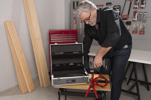 Обрати розширену комплектацію шуруповертів Varo Power Plus – чудове рішення