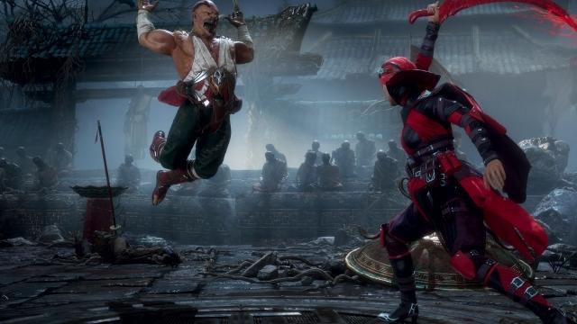 Комбат-ажіотаж Mortal Kombat