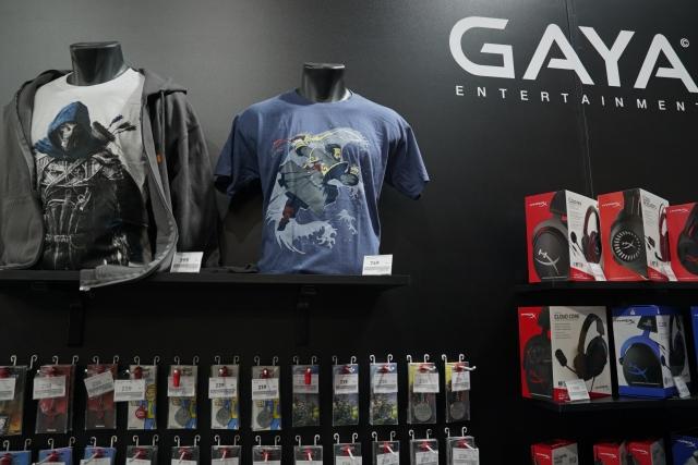 GAYA на CEE & CEE Games 2019 представила офіційно ліцензовану ігрову атрибутику
