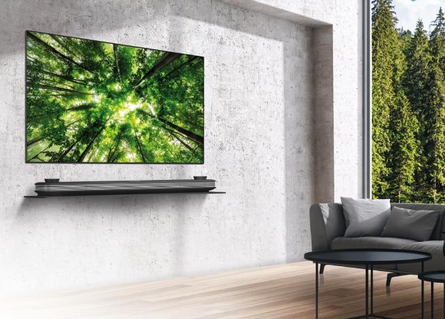 OLED-телевізори преміум-класу