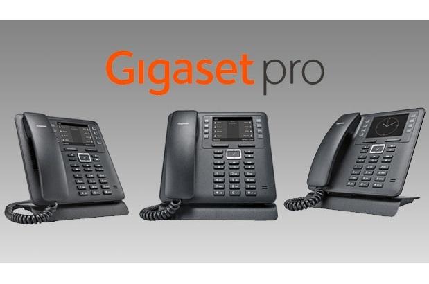 Нова модель телефонів Gigaset pro Maxwell 2 вже доступна зі складу!