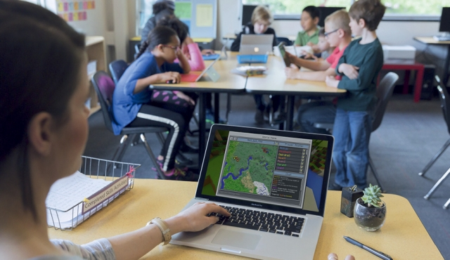 Minecraft: Education Edition. Мотивуючи та надихаючи кожного учня