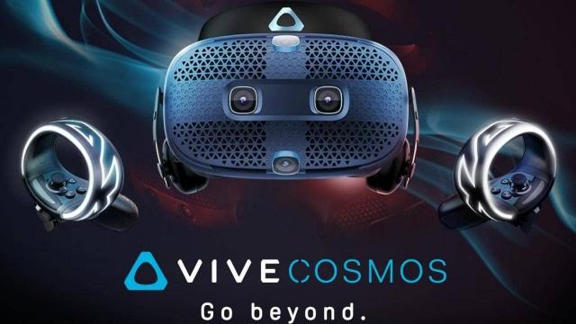 HTC VIVE оголошує про початок продажів нової системи віртуальної реальності VIVE COSMOS