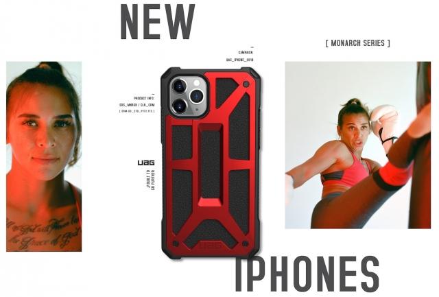 Чохли UAG для iPhone 11 ,11 Pro, 11 Pro Max