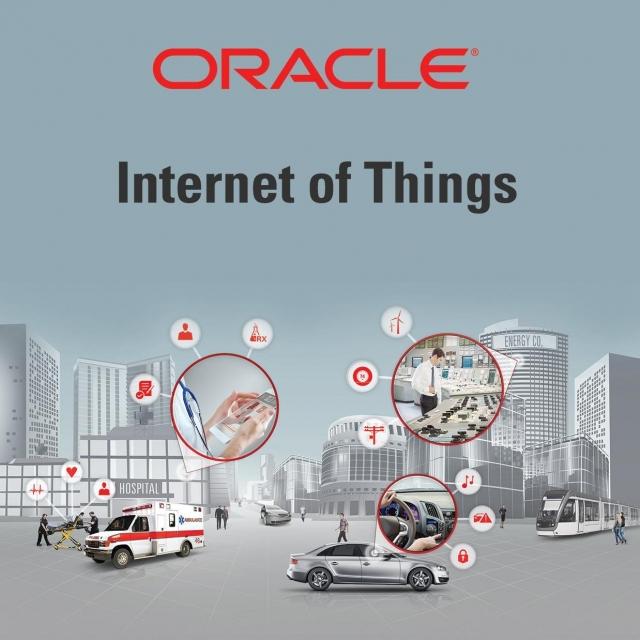 Вебінар «Хмарна платформа Oracle для рішення завдань Інтернету речей»