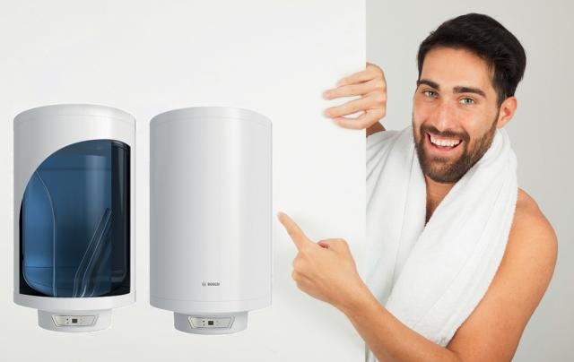 Водонагрівачі топ-сегмента Bosch