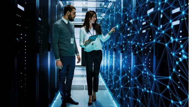 Рішення для комутації Dell EMC