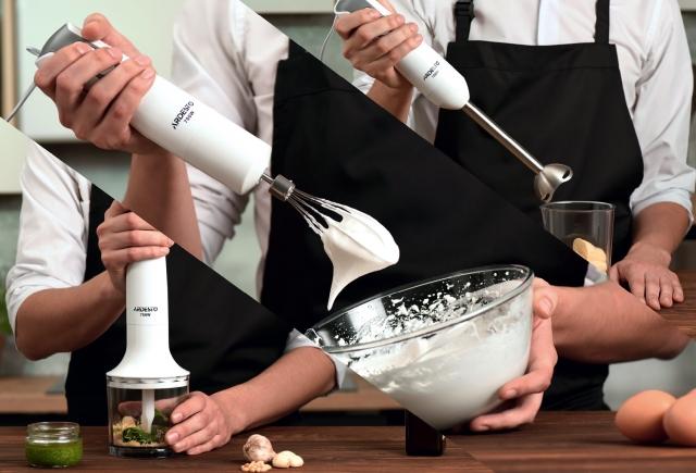 Швидке приготування смузі, соусів і напоїв