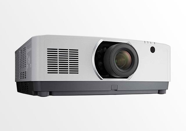 Совершенство изображения с проекторами NEC новой PA серии