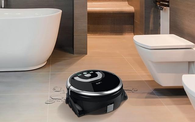 Робот-пилосос ILIFE W400 на варті чистоти