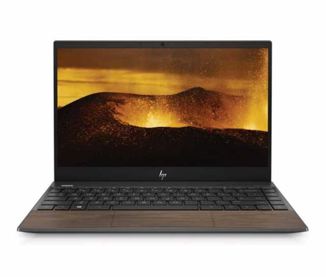 Зовсім нові відчуття від ноутбуків HP із вставками з натурального дерева
